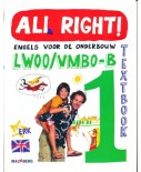 All Right! versie 2 Textbook 1 LWOO/VMBO-B
