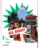All Right versie 1 Textbook 1 LWOO/VMBO-BK