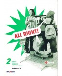All Right versie 1 Workbook B 2 LWOO/VMBO-BK
