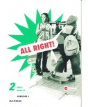 All Right versie 1 Workbook A 2 LWOO/VMBO-BK
