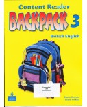 Backpack Gold 3 Content reader groep 7