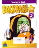 Backpack Gold 5 Teacher's book niveau 1 VO