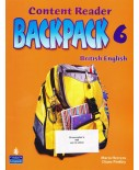 Backpack Gold 6 Content reader niv. 2 VO