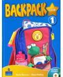 Backpack Gold 1 Werkboek groep 5 incl. audio CD