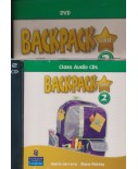 Backpack Gold 2 Audio DVD Pakket groep 6