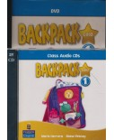 Backpack Gold 1 Audio DVD Pakket groep 5