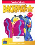 Backpack Starter Teacher's book groep 3/4