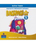 Backpack Gold 1 Audio Interactieve whiteboard software