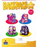 Backpack Gold Assessment Package Starter to 3 incl. CD-Rom