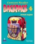 Backpack Gold 4 Content reader groep 8