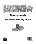Backpack Gold Flashcards Starter, 1 en 2