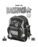 Backpack Gold 3 Poster set groep 7 (nieuw in folie)