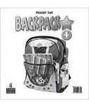 Backpack Gold 4 Poster set groep 8 (nieuw in folie)