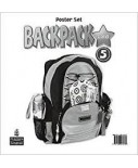Backpack Gold 5 Poster set niv. 1 VO (nieuw in folie)
