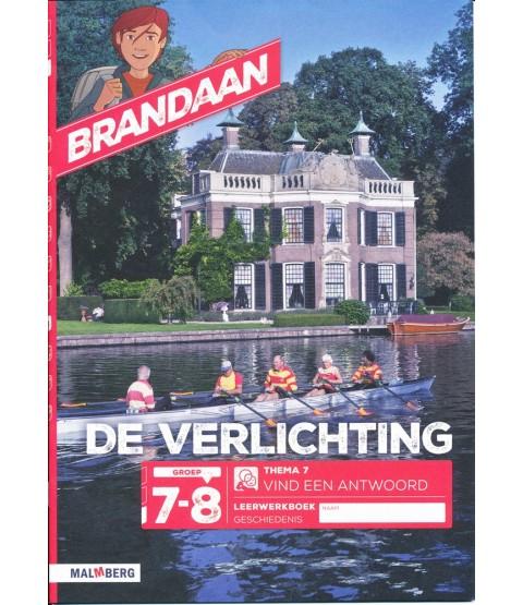Brandaan (2) Leerwerkboek groep 7-8 thema 7 (per stuk)