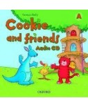 Cookie and Friends audio CD A
