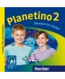 Planetino 2 audio cd's