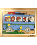 Rolf Puzzel Bus