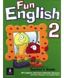 Fun English Teacher's guide 2 (groep 3)