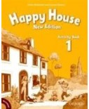 Happy House 1 Activity Book incl. MultiRom