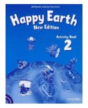 Happy Earth 2 Activity Book incl. MultiRom