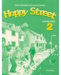Happy Street 2 Activity Book incl. MultiRom