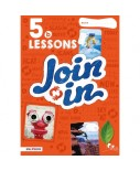 Join in ( lessons and tasks ) 5a