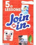 Join in ( lessons and tasks ) 5b