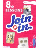 Join in ( lessons and tasks ) 8a