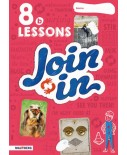 Join in ( lessons and tasks ) 8b