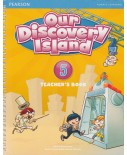 Discovery Island level 5 Teacher's book (handleiding)