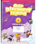 Discovery Island level 4 Teacher's book (handleiding)