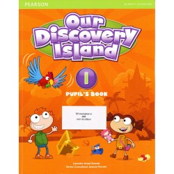 Discovery Island level 1 Groep 4