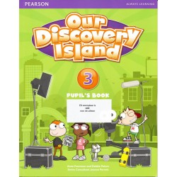 Discovery Island level 3 Groep 6