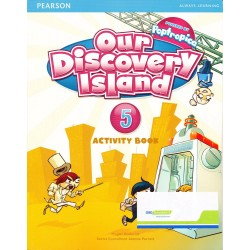 Discovery Island level 5 Groep 8
