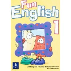 Fun English, methode Engels voor engelstaligen