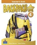 Backpack Gold 6 Teacher's book groep leerjaar 2 VO