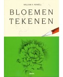 Bloemen tekenen door William F.Powell