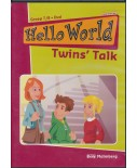 Hello World (2) Manual Twins'Talk (incompl. zie omschr.)