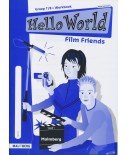 Hello World versie 2 workbook Film Friends (per stuk)