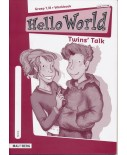 Hello World versie 2 workbook Twins' Talk (per stuk)
