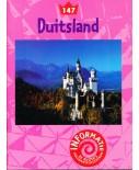 De Ruiter's informatieboekje nr. 147: Duitsland (zie omschr.)