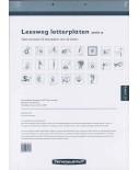 Leeslijn (2) Leesweg Letterplaten serie a