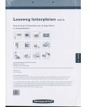 Leeslijn (2) Leesweg Letterplaten serie b