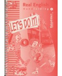 Real English Let's do it Teacher's Manual 2 (groep 8)