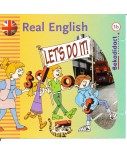 Real English Let's do it CD 1B