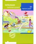 Taalfontein Taal en Lezen groep 8 Oefenboek