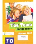 The Team versie 2 antwoordenboek On the move