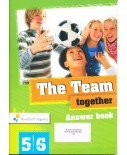 The Team together versie 2 antwoordenboek