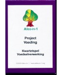 Alles-in-1 Project Voeding Kwartetspel